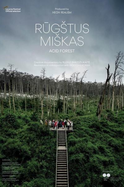 Caratula, cartel, poster o portada de Acid Forest