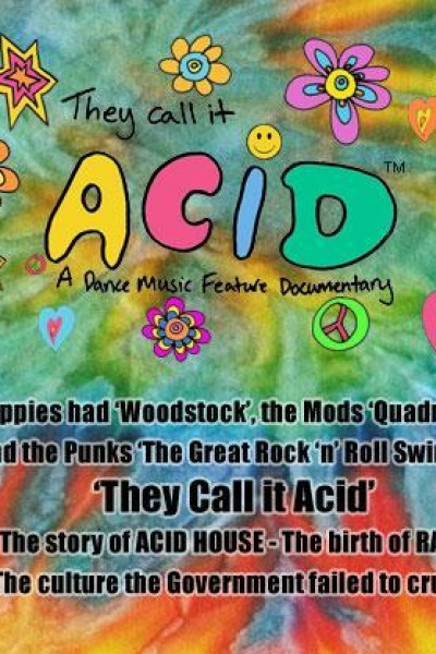 Caratula, cartel, poster o portada de They Call It Acid