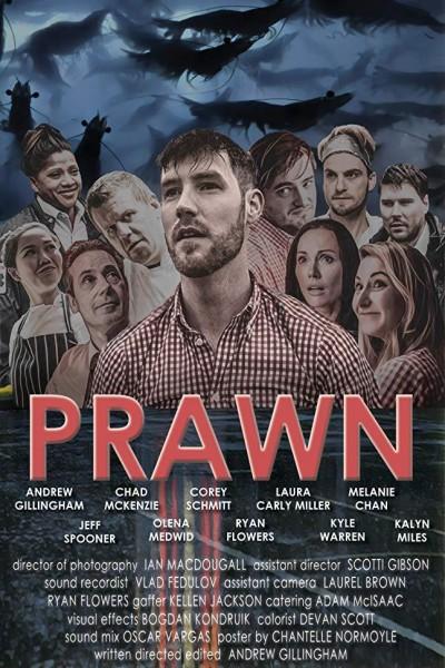 Caratula, cartel, poster o portada de Prawn