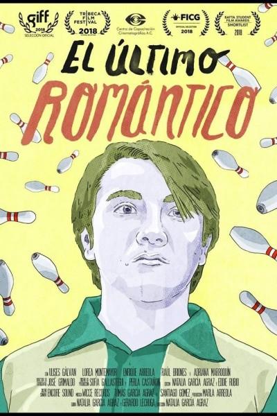 Caratula, cartel, poster o portada de El último romántico