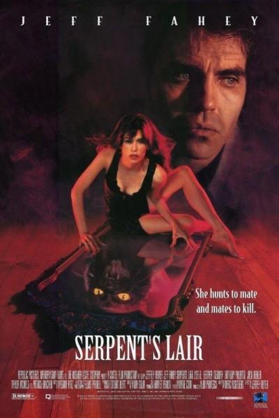 Caratula, cartel, poster o portada de Serpent\'s Lair