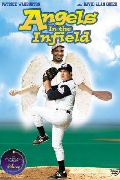 Caratula, cartel, poster o portada de Angels in the Infield
