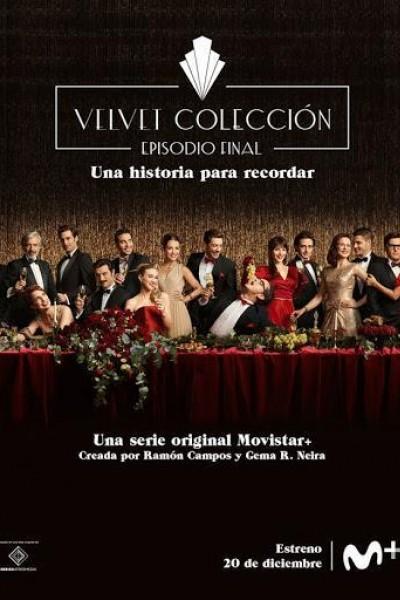 Caratula, cartel, poster o portada de Velvet Colección: Episodio final