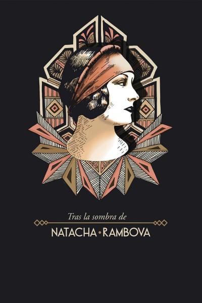 Caratula, cartel, poster o portada de Tras la sombra de Natacha Rambova