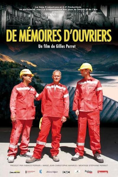 Caratula, cartel, poster o portada de De mémoires d\'ouvriers