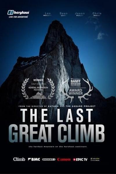 Caratula, cartel, poster o portada de The Last Great Climb