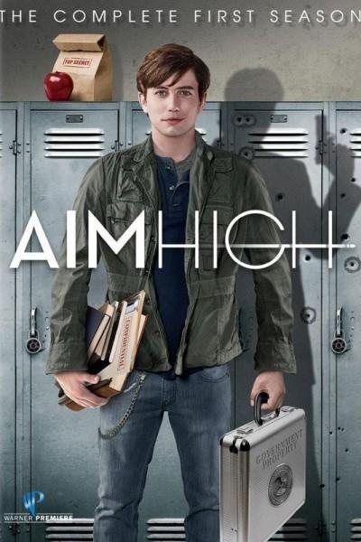Caratula, cartel, poster o portada de Aim High