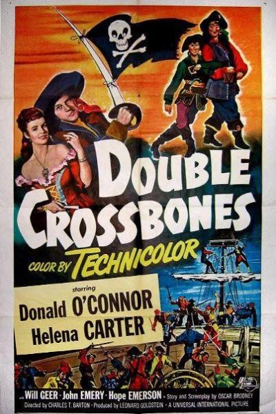 Caratula, cartel, poster o portada de Double Crossbones