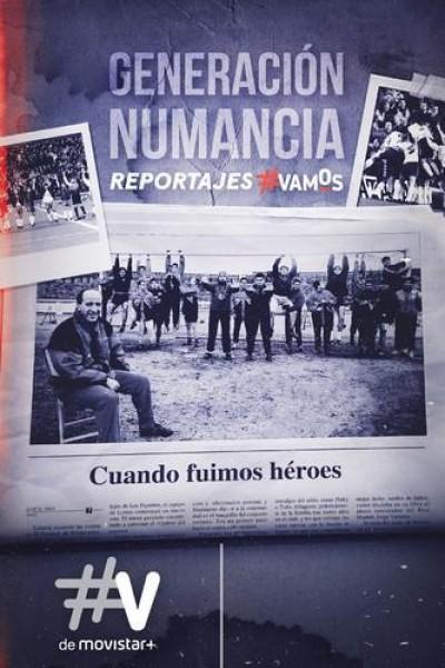 Caratula, cartel, poster o portada de Generación Numancia