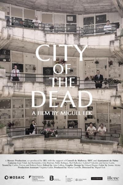 Caratula, cartel, poster o portada de Ciudad de los muertos