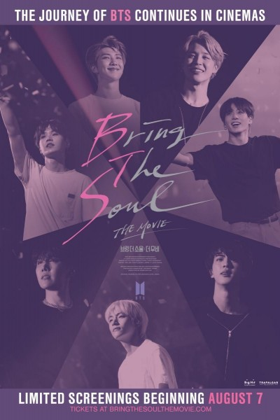Caratula, cartel, poster o portada de Bring The Soul: The Movie