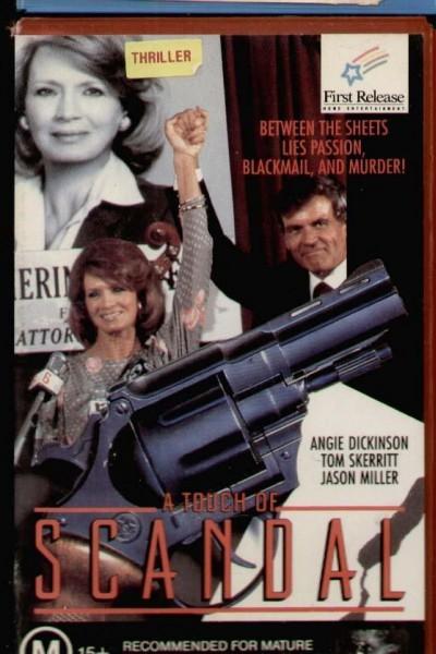 Caratula, cartel, poster o portada de A Touch of Scandal