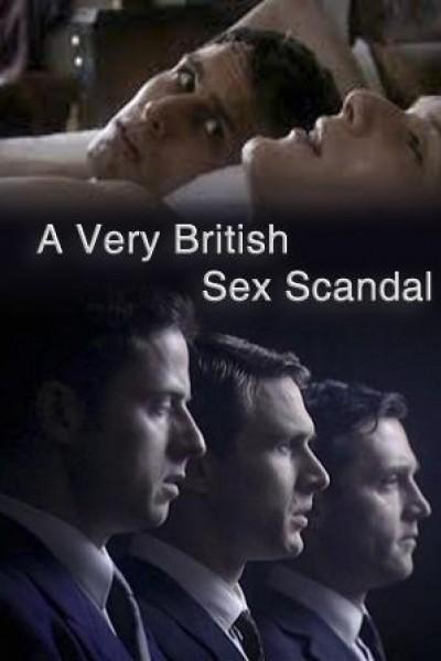 Caratula, cartel, poster o portada de A Very British Sex Scandal