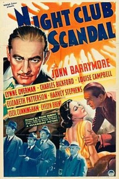 Caratula, cartel, poster o portada de Night Club Scandal