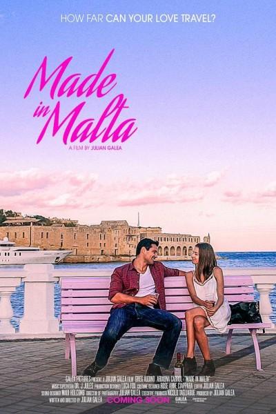 Caratula, cartel, poster o portada de Made in Malta