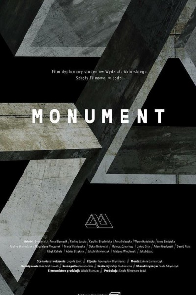 Caratula, cartel, poster o portada de Monument