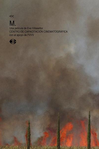 Caratula, cartel, poster o portada de M.