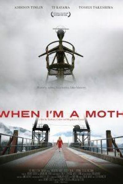 Caratula, cartel, poster o portada de When I\'m a Moth