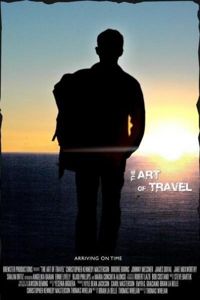 Caratula, cartel, poster o portada de El arte de viajar