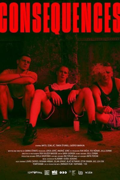 Caratula, cartel, poster o portada de Consequences