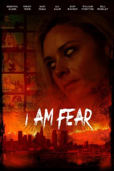 Caratula, cartel, poster o portada de I Am Fear