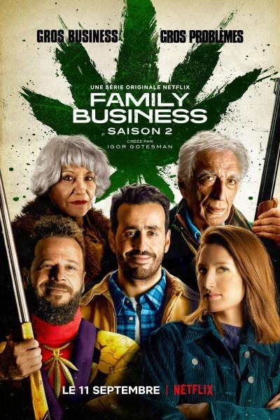 Caratula, cartel, poster o portada de Family Business