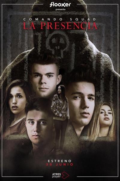 Caratula, cartel, poster o portada de Comando Squad: La presencia