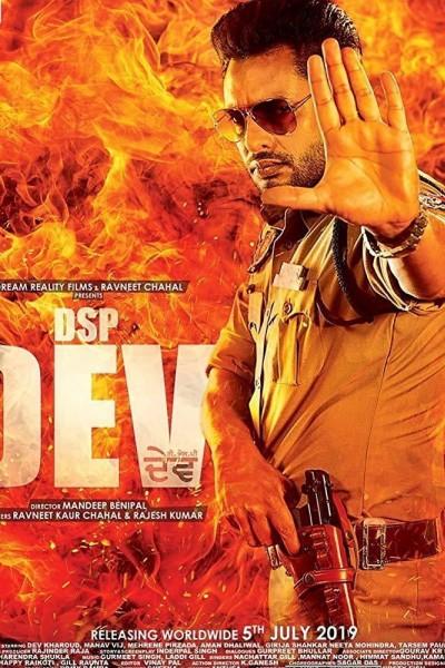 Caratula, cartel, poster o portada de DSP Dev