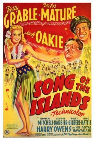 Caratula, cartel, poster o portada de Song of the Islands