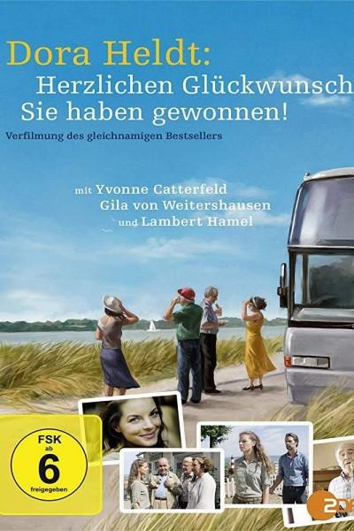 Caratula, cartel, poster o portada de El viaje de los jubilados