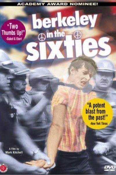 Caratula, cartel, poster o portada de Berkeley in the Sixties