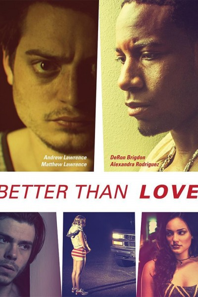 Caratula, cartel, poster o portada de Better Than Love