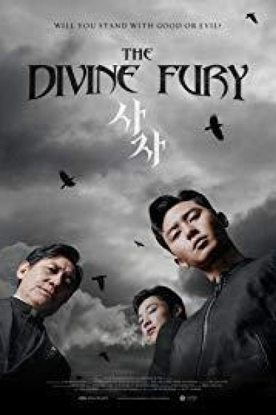 Caratula, cartel, poster o portada de The Divine Fury