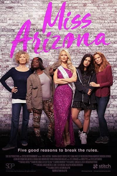 Caratula, cartel, poster o portada de Miss Arizona