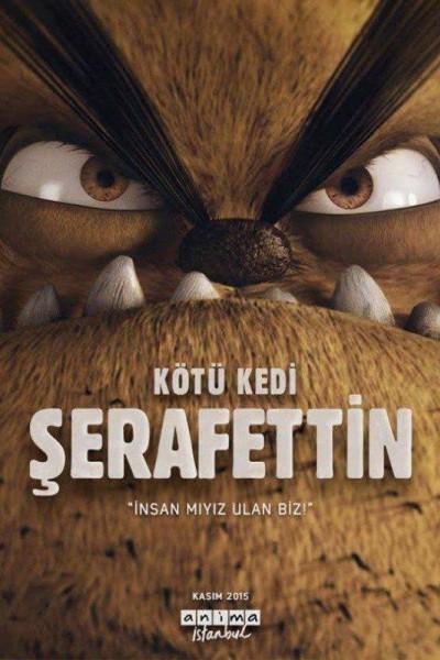 Caratula, cartel, poster o portada de The Bad Cat
