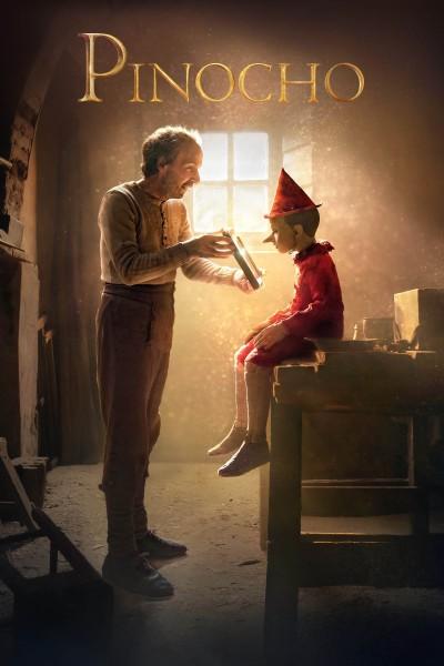 Caratula, cartel, poster o portada de Pinocchio