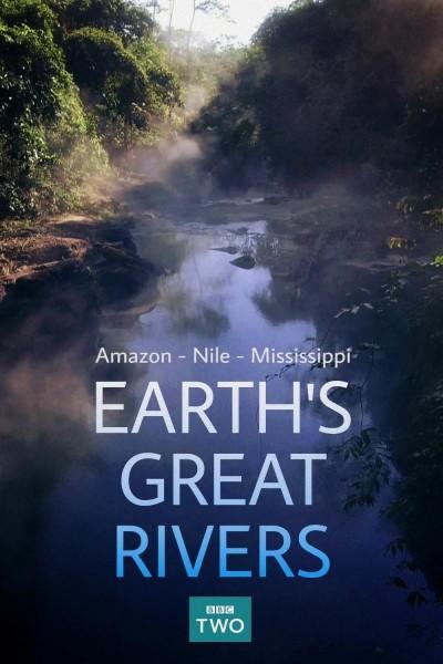 Caratula, cartel, poster o portada de Grandes ríos