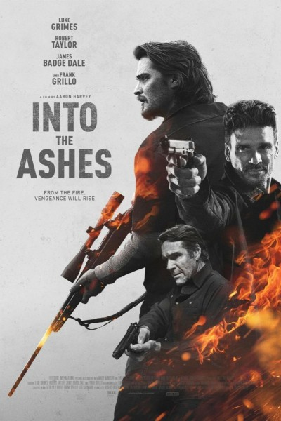 Caratula, cartel, poster o portada de Into the Ashes