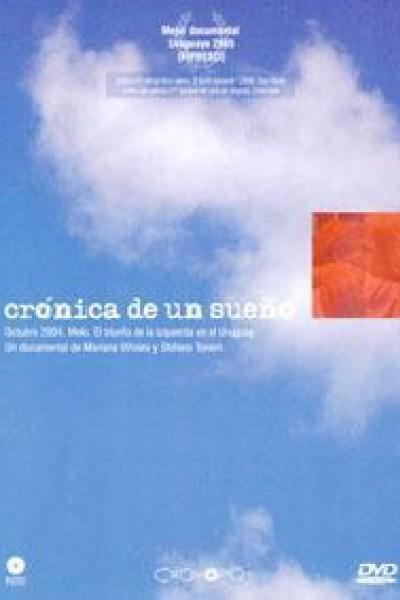 Caratula, cartel, poster o portada de Crónica de un sueño