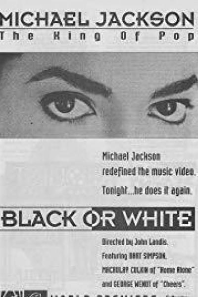 Caratula, cartel, poster o portada de Michael Jackson: Black or White (Vídeo musical)
