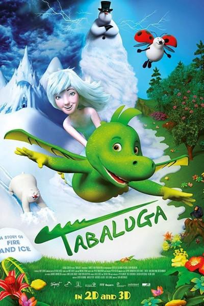 Caratula, cartel, poster o portada de Tabaluga y la princesa de hielo