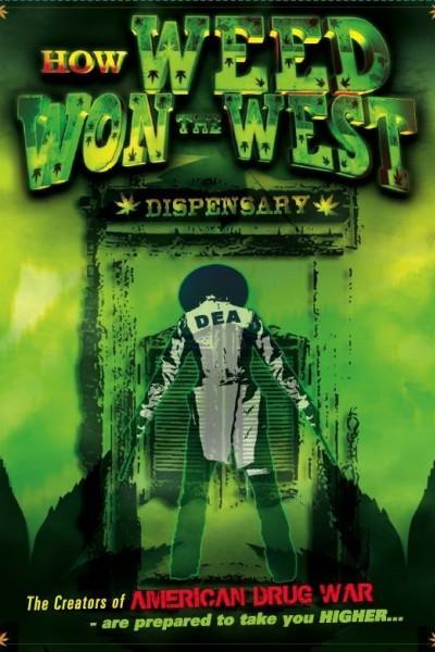 Caratula, cartel, poster o portada de How Weed Won the West