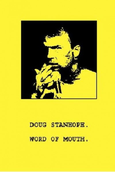 Caratula, cartel, poster o portada de Doug Stanhope: Word of Mouth