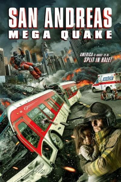 Caratula, cartel, poster o portada de San Andreas Mega Quake