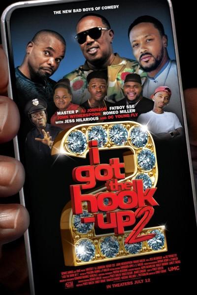 Caratula, cartel, poster o portada de I Got the Hook-Up 2