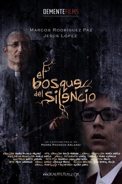 Caratula, cartel, poster o portada de El bosque del silencio