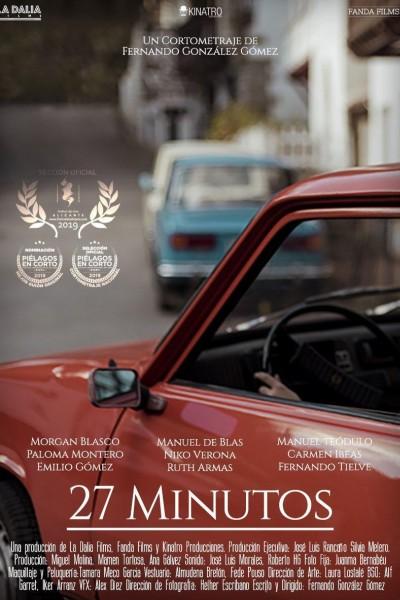 Caratula, cartel, poster o portada de 27 Minutos