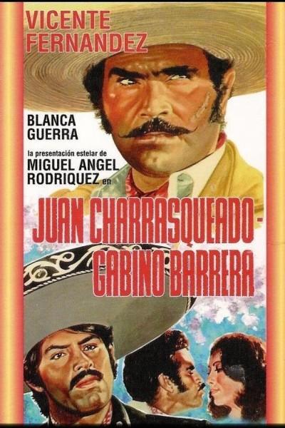 Caratula, cartel, poster o portada de Juan Charrasqueado y Gabino Barrera, su verdadera historia
