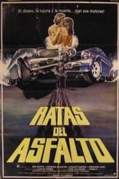 Caratula, cartel, poster o portada de Ratas del asfalto