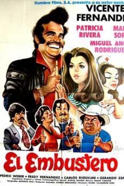 Caratula, cartel, poster o portada de El embustero
